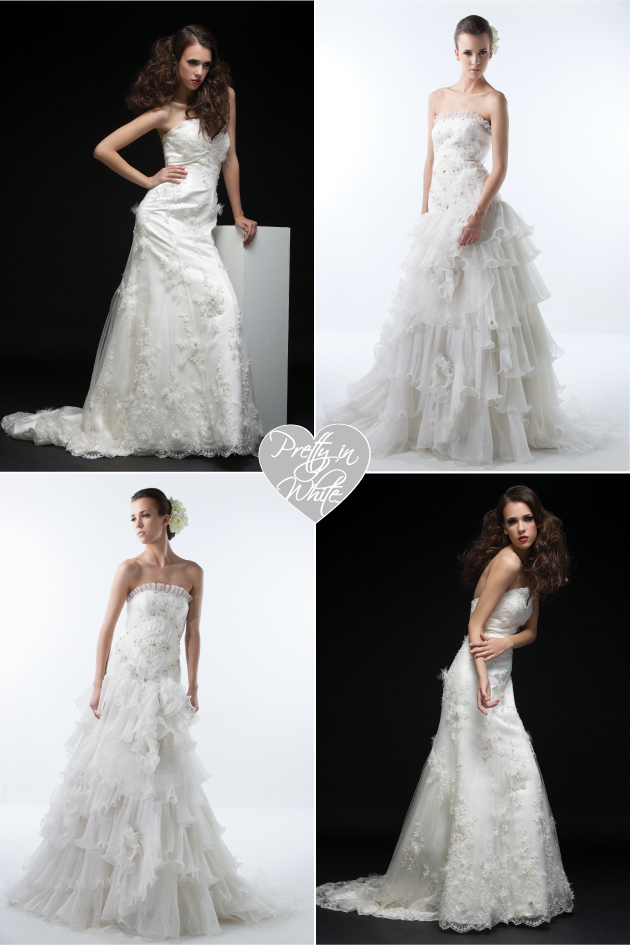 Peak xperience loves pretty in white the peak xperience for Off the rack wedding dresses melbourne