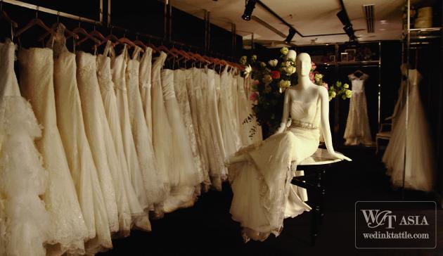 Designer Bridal Room Kuala Lumpur WedInk Tattle